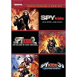Spy Kids 3-Movie Collection (3pc)