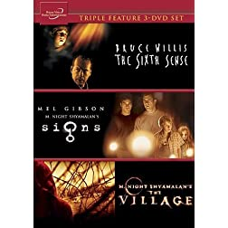 Signs & Village & Sixth Sense (3pc)