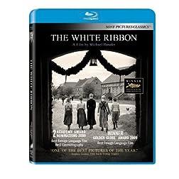The White Ribbon [Blu-ray]