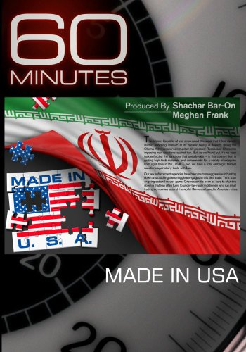 60 Minutes - Made in USA (February 14, 2010)