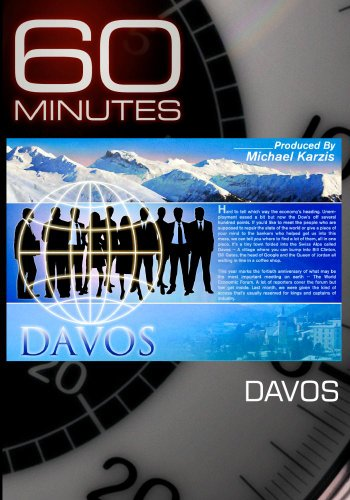 60 Minutes - Davos (February 14, 2010)