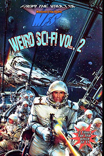 Weird Sci-Fi Vol. 2 : Alien 0 - Armageddon 2012 (Double Feature)
