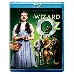 The Wizard of Oz (70th Anniversary Edition) [Blu-ray]