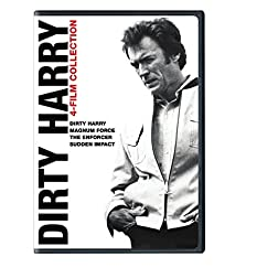 4 Film Favorites: Dirty Harry Collection (2pc)