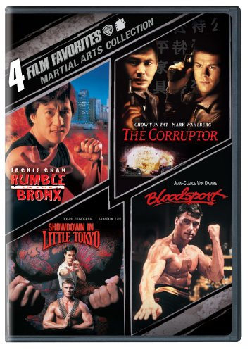 4 Film Favorites: Martial Arts (2pc) (Full Ws)