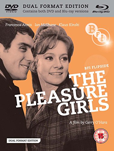 Pleasure Girls (2pc) [Blu-ray]