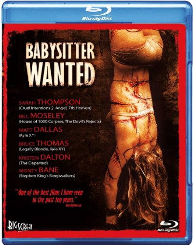 Babysitter Wanted [Blu-ray]