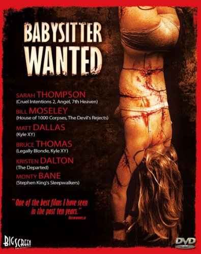 Babysitter Wanted Special Edition