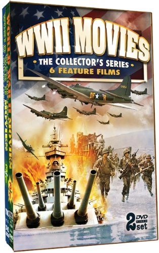 WWII Movies The Collector's Series - 6 Feature Films!