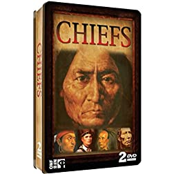Chiefs 2 DVD Set - SPECIAL EMBOSSED TIN!