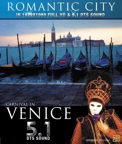 Romantic Cities: Venice [Blu-ray]