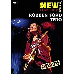 Robben Ford Trio - The Paris Concert