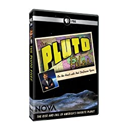 NOVA: The Pluto Files
