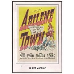 Abilene Town 16x9 Widescreen TV.