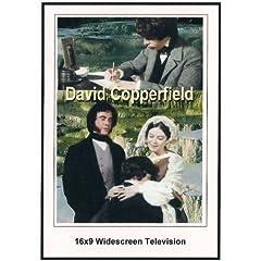David Copperfield 16x9 Widescreen TV.