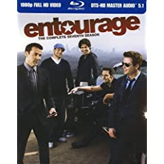 Entourage: The Complete Seventh Season [Blu-ray]