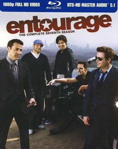 Entourage: The Complete Seventh Season [Blu-ray]