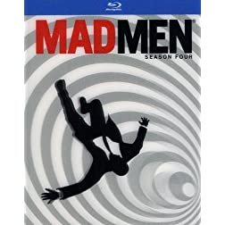 Mad Men: Season Four [Blu-ray]