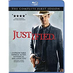 Justified: The Complete First Season [Blu-ray]