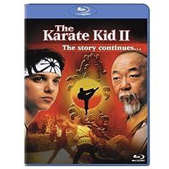 The Karate Kid, Part II [Blu-ray]