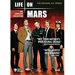 Life On Mars (UK): The Complete Collection