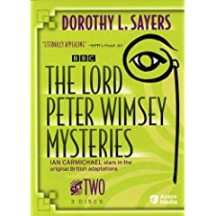 The Lord Peter Wimsey Mysteries: Set 2