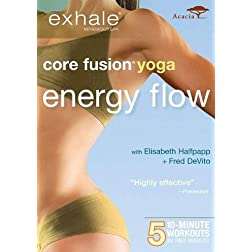 Exhale Core Fusion: Energy Flow Yoga