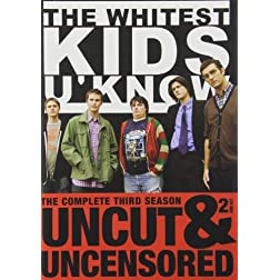Whitest Kids U Know: Complete Third Season (2pc)