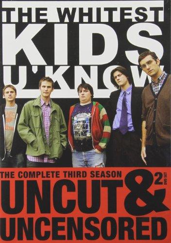 Whitest Kids U Know: Complete Third Season (2pc)