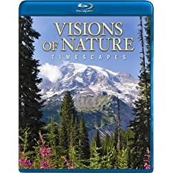 Visions of Nature: Timescapes [Blu-ray]