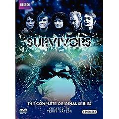 Survivors: Complete Original Series 1975-1977
