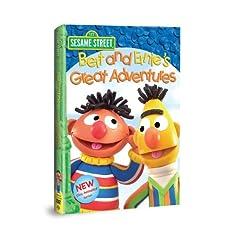 Sesame Street: Bert and Ernie's Great Adventures