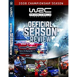 WRC World Rally Championship Official Season Review 2008