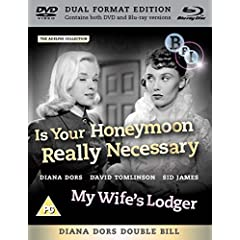 Is Your Honeymoon Really Necessary & My Wife's [Blu-ray]