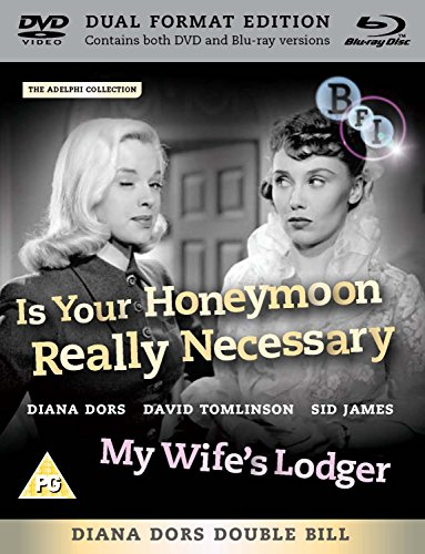 Is Your Honeymoon Really Necessary & My Wife's [Blu-ray]