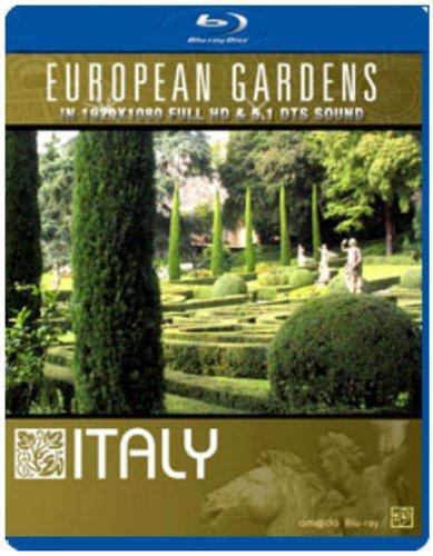 European Gardens: Italy [Blu-ray]