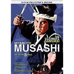Ultimate Samurai Miyamoto Musashi (5pc) (Coll)