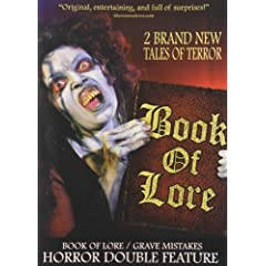 Book of Lore / Grave Mistakes (Horror Double Feature)