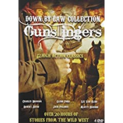 Gunslingers: Down By Law Collection (4pc)