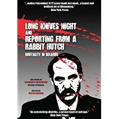 Long Knives Night & Reporting From a Rabbit Hutch