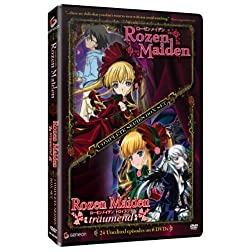 Rozen Maiden: Complete Series Box Set