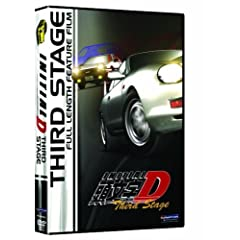 Initial D: Third Stage Movie