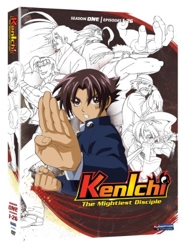 Kenichi: The Mightiest Disciple - Season One