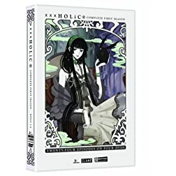 xxxHoLiC: Complete First Season