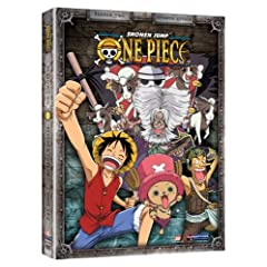 One Piece: Season Two, Seventh Voyage