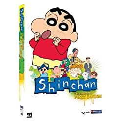 Shin Chan: The Complete First Season