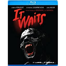It Waits [Blu-ray]