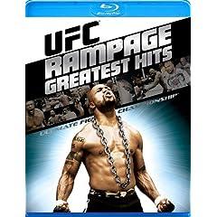 UFC Rampage Greatest Hits [Blu-ray]