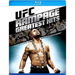 UFC Rampage Greatest Hits [Blu-ray]