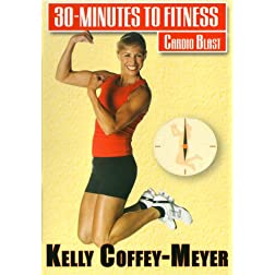 30 Minutes To Fitness: Cardio Blast With Kelly Coffey